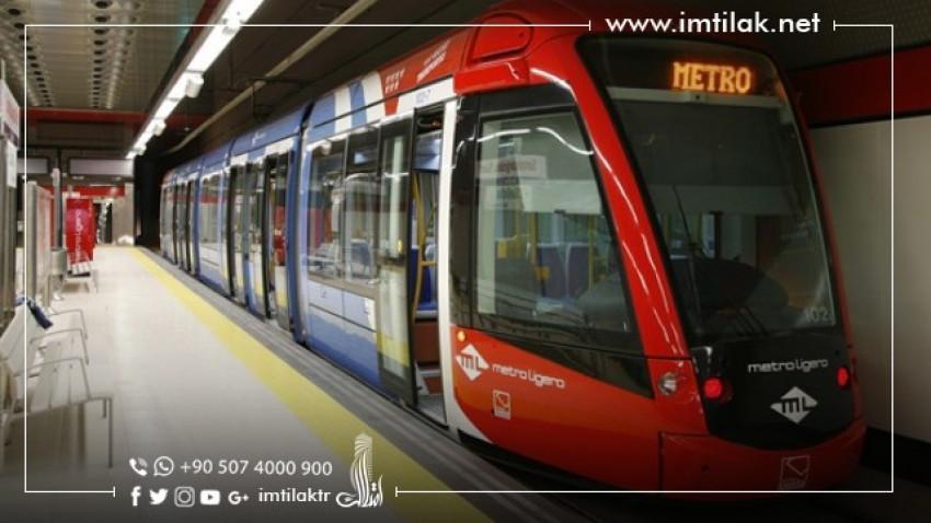 أبرز خطوط المترو والتراموي في إسطنبول