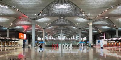 مطار إسطنبول الجديد يشهد أول عيد فطر بعد افتتاحه !!