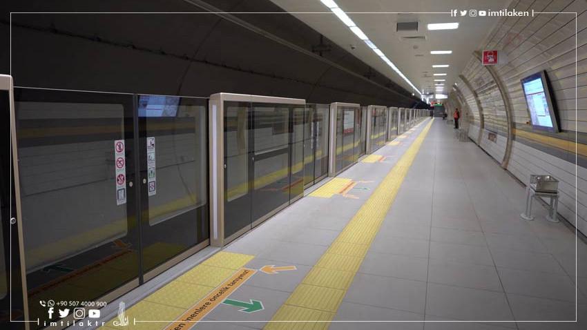 ماذا تعرف عن مترو باشاك شهير في إسطنبول؟