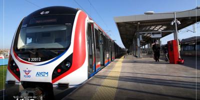 قطار جبزي هالكالي وتأثيره على أسعار العقارات  على امتداد طريقه في اسطنبول
