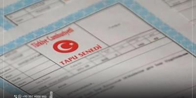 Quels sont les types de titres de propriété? Tout ce que vous voulez savoir sur les titres de propriété en Turquie