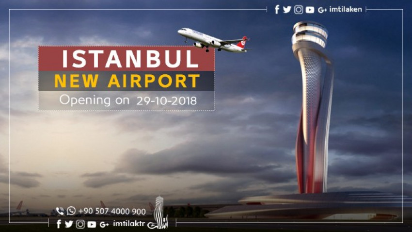 Istanbul New Airport: The Forum of Authenticity and Modernity
