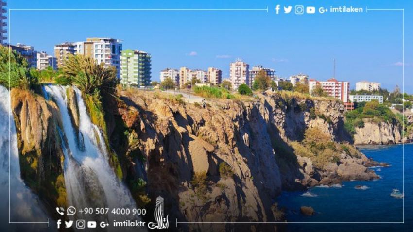 Antalya… The Mediterranean Jewel in Turkey