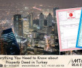 All You Need to Know About the Title Deed in Turkey