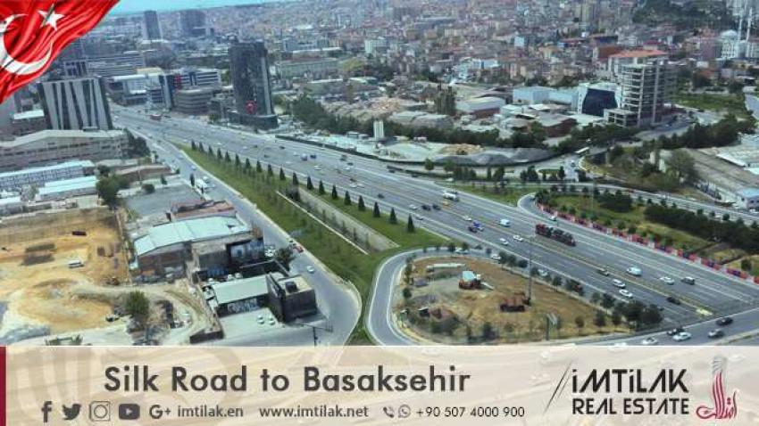 In Istanbul: Silk Road to Basaksehir
