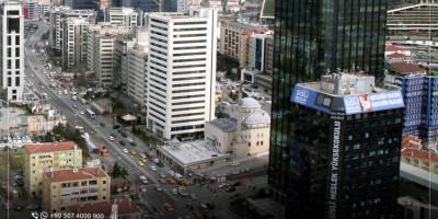 Le district de Şişli à Istanbul