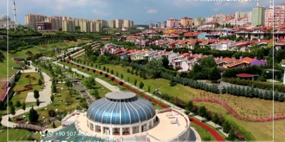 منطقة باشاك شهير في إسطنبول