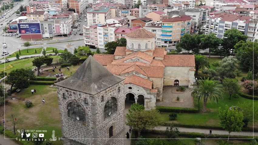 What Do You Know about Hagia Sophia Mosque in Trabzon?
