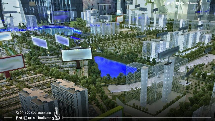 نماذج شقق في مناطق وأحياء إسطنبول