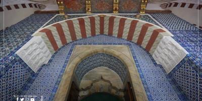 La mosquée Rustem Pasha: chefs-d'œuvre de l'art de la décoration islamique