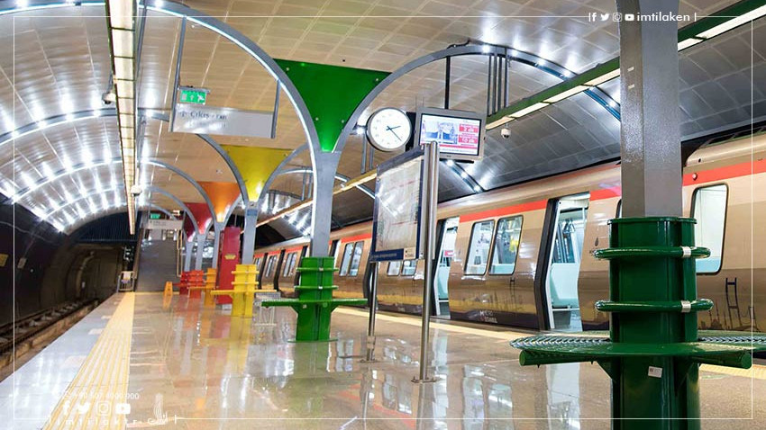 Les lignes de métro qui entreront en service en 2020 à Istanbul
