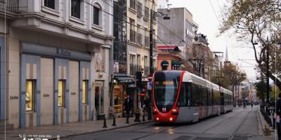 Turquie : Que savez-vous de la nouvelle ligne de tramway Esenler – Davutpasa à Istanbul ?