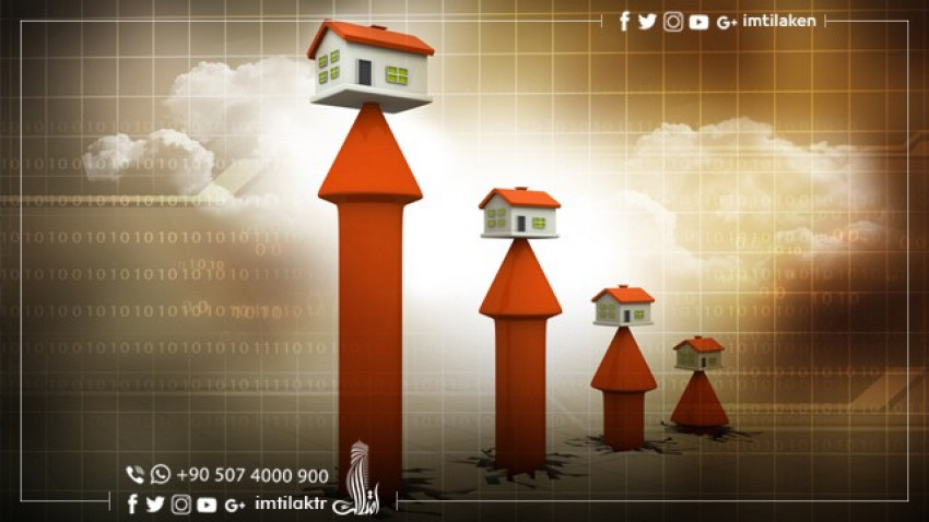 Why the Constant Rise in Property Prices in Turkey?