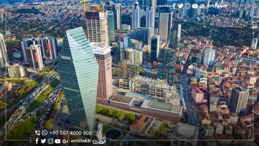 مناطق اسطنبول الاستثمارية