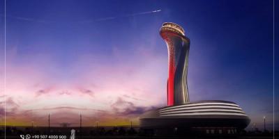 Trois flashs d'information sur le nouvel aéroport d'Istanbul