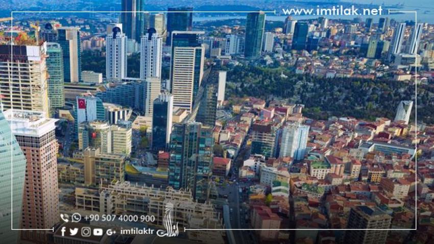 مناطق عقارية جديدة راقية باسطنبول