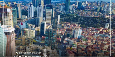 New Upscale Real Estate Areas in Istanbul