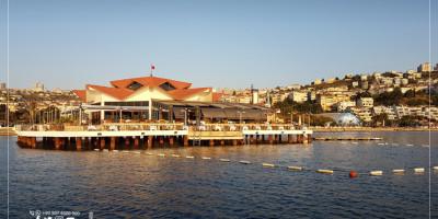 مقال عن شاطئ بيوك جكمجة الرائع في اسطنبول الأوروبية