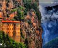 Monastère de Sumela : Icône de l'histoire à Trabzon
