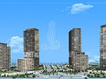 IMT-135 Basaksehir Meydan Complex