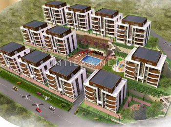 Mudanya terrace Project