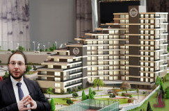Apartments with Turkish government guarantee in Basaksehir district- exclusive tour of Istanbul 3 project
