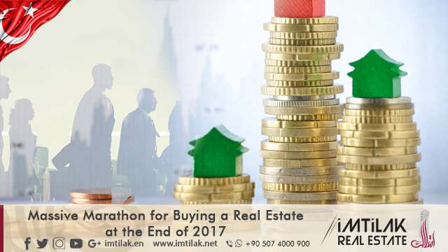 Massive Marathon for Buying a Real Estate at the End of 2017