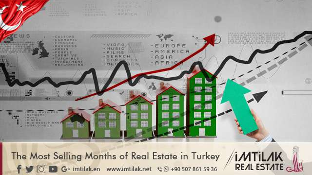 The Most Selling Months of Real Estate in Turkey