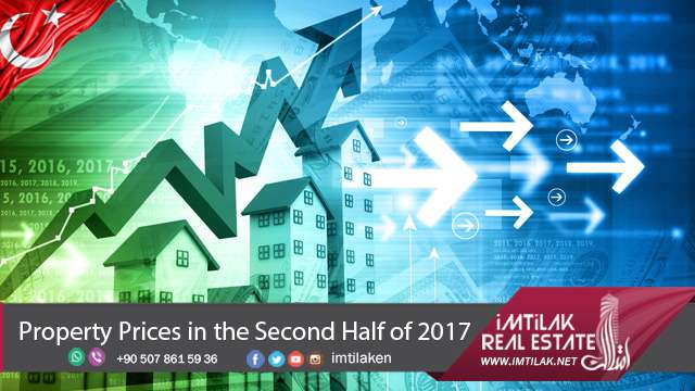 Property Prices in the Second Half of 2017