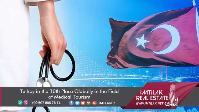 Turkey in the 10th Place Globally in the Field of Medical Tourism