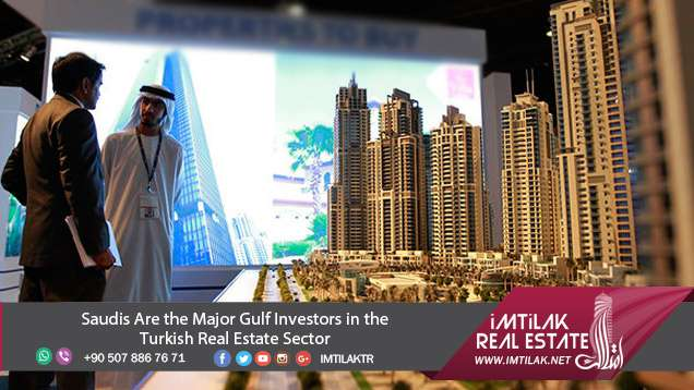 Saudis Are the Major Gulf Investors in the Turkish Real Estate Sector