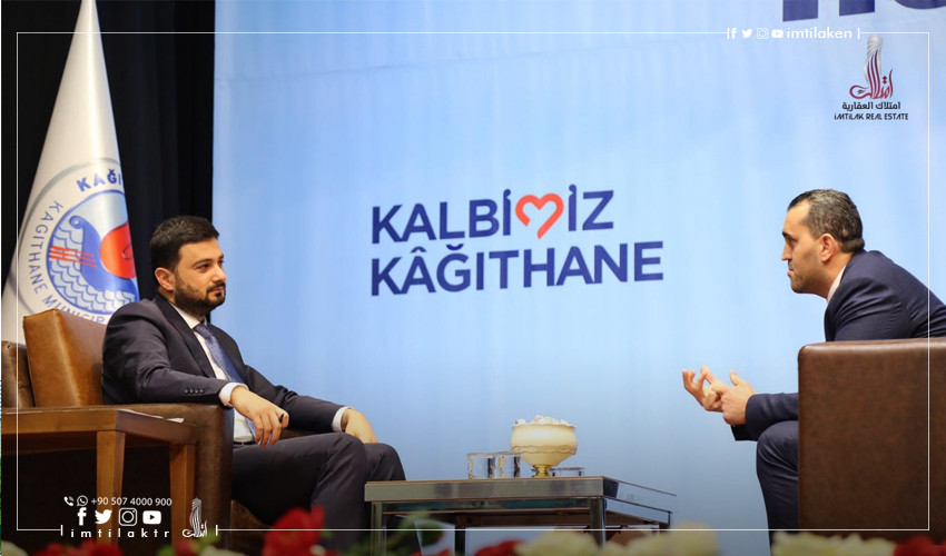 Imtilak Real Estate Company Hosted by Kağıthane Municipality, Istanbul
