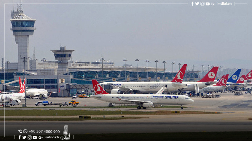 Istanbul Airports Receives 100 Million Passengers in 2018!