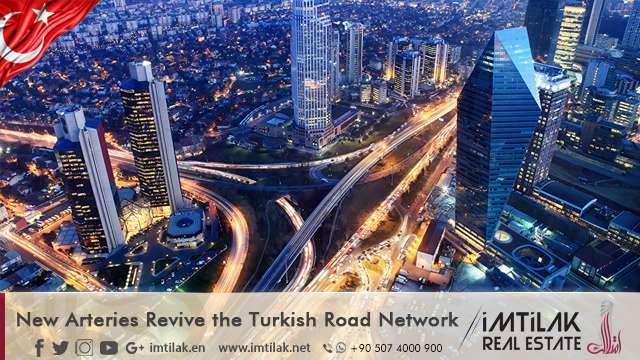 New Arteries Revive the Turkish Road Network