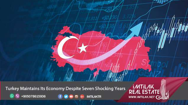 Turkey Maintains Its Economy Despite Seven Shocking Years