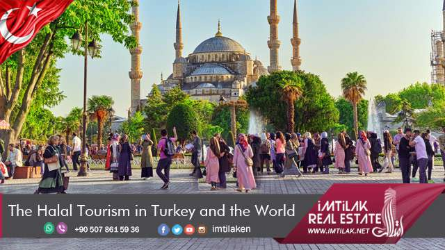 The Halal Tourism in Turkey and the World