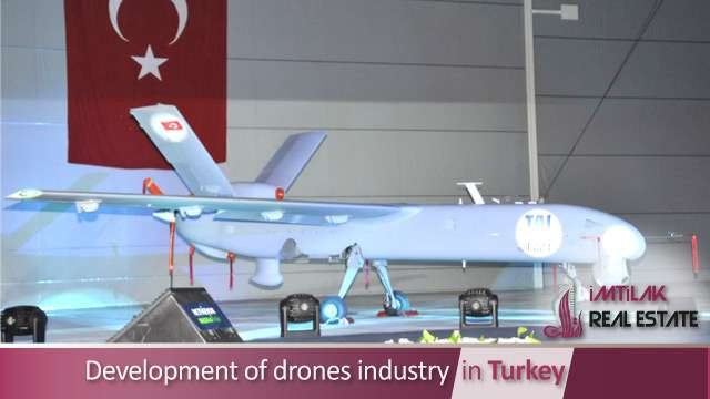 Development of drones industry in Turkey    Imtilak Real Estate
