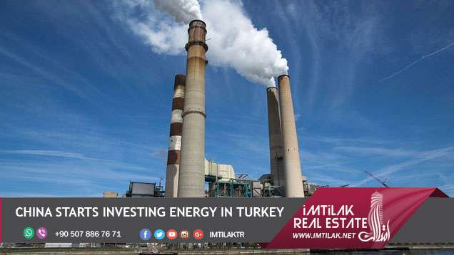 China Starts Investing Energy in Turkey