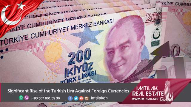Turkish Lira VS Foreign Currencies | Istanbul Property Prices