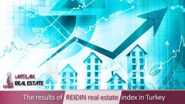 The results of REIDIN real estate index in Turkey