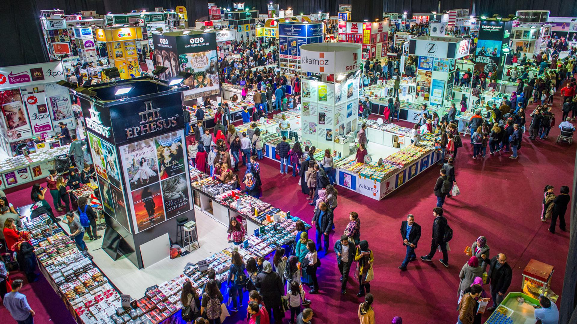 Exhibitions In Turkey