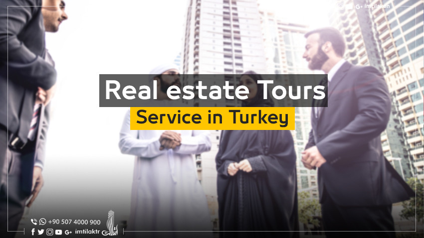 Reception and Real Estate Tours