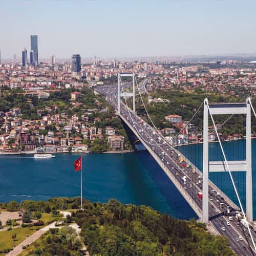 مناطق إسطنبول