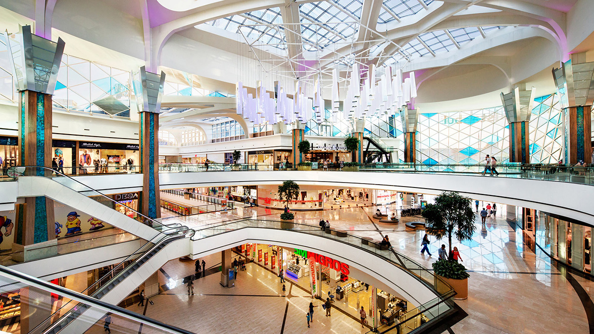Le centre commercial centre Mall of Istanbul
