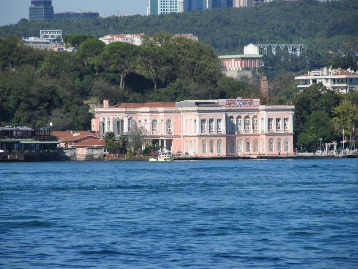 Sariyer District In Istanbul