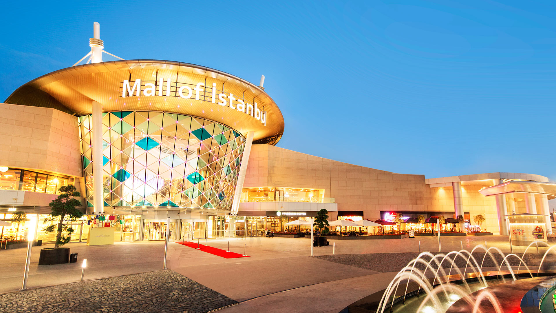 The Most Beautiful European And Asian Istanbul Malls