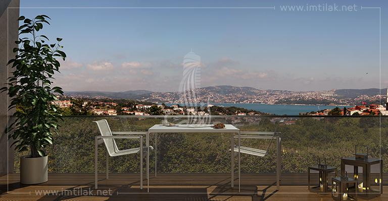Villas for sale in Istanbul on the Bosphorus