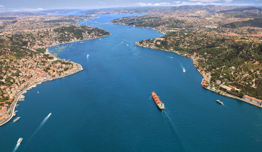 Istanbul Water Canal Project