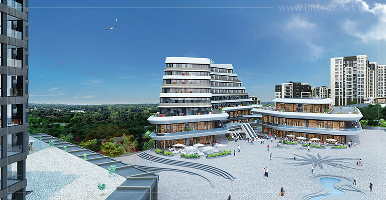 Istanbul Residence Project