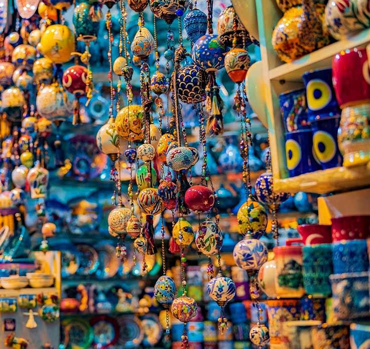 Grand Bazaar In Istanbul: Alleys Full Of History